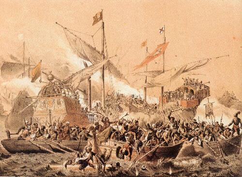 bitwa pod Lepanto