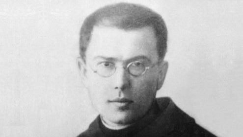 św. Maksymilian M. Kolbe w młodości