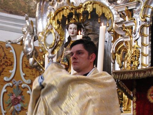 Ksiądz Zbigniew Chromy