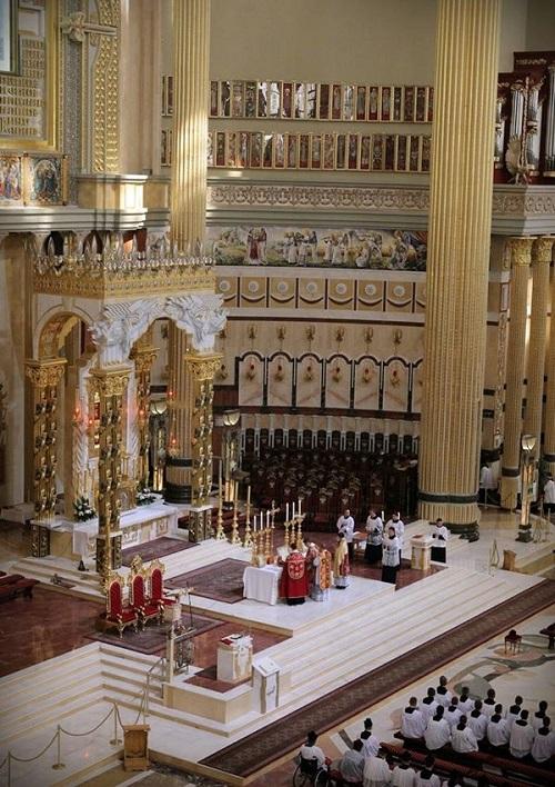 Ars Celebrandi - Msza w Bazylice Licheńskiej