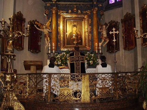 Msza trydencka w Katedrze Opolskiej