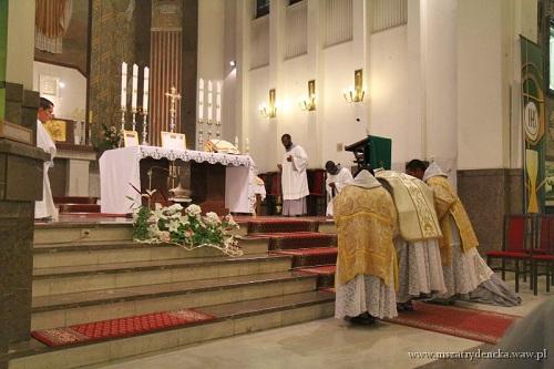 Franciszkanie Niepokalanej w Warszawie