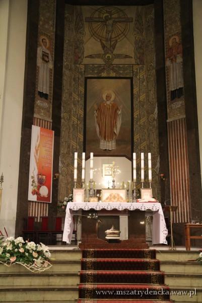 kościół św. Klemensa na Woli