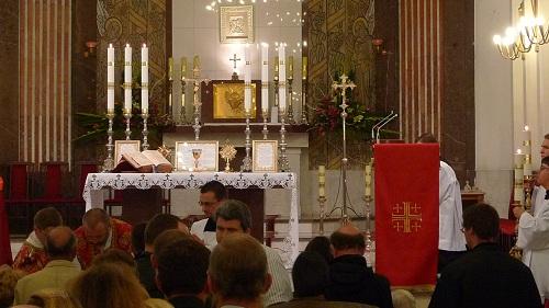 kościół pw. św. Klemensa na Woli, Warszawa