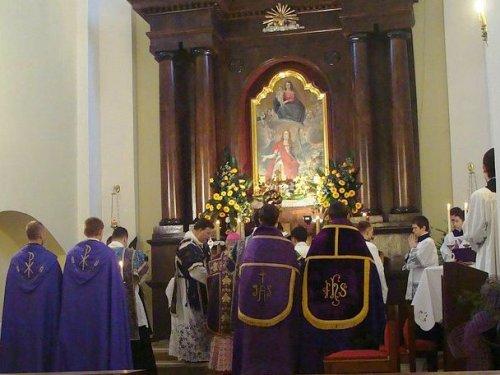 Msza Pontyfikalna w Zamościu