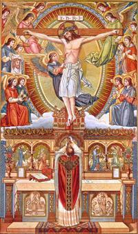 Przenajświętsza Ofiara Mszy św.