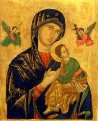 Ikona Matki Bożej Nieustającej Pomocy