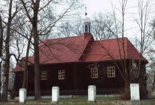 kościół w Koszutach