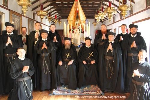 tradycyjni redemptoryści - Transalpine Redemptorists