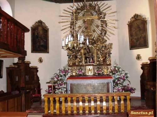 Ołtarz i Pieta