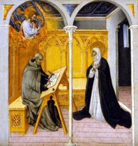 Święta Katarzyna ze Sieny i jej biograf, Rajmund z Kapui