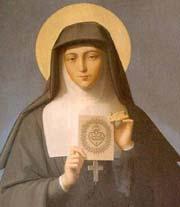 Św. Małgorzata Maria Alacoque