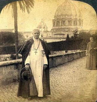 Papież św. Pius x