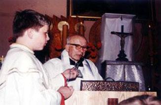 bł. ks. Michał Sopoćko  w Białymstoku