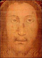 Chusta z Manoppello - Święte Oblicze (Volto Santo)