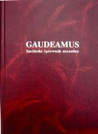 Gaudeamus - łaciński śpiewnik mszalny