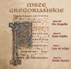 Msze Gregoria�skie (CD)