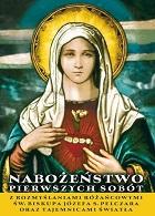 Nabożeństwo pierwszych sobót z rozważaniami różańcowymi św. bp. JS Pelczara