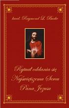 Rytuał oddania się Najświętszemu Sercu Pana Jezusa