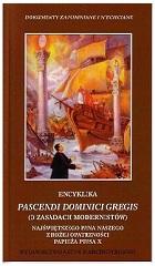 Encyklika Pascendi dominici gregis