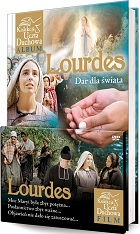 Lourdes. Dar dla świata + DVD